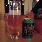 Stone IPA from Stone Brewing - Berlin