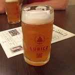 Session IPA from Browar Lubicz