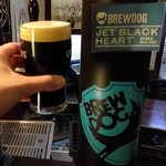 Jet Black Heart from BrewDog