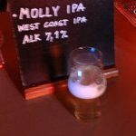 Molly IPA from Doctor Brew