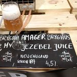 Jezebel Juice from Amager Bryghus