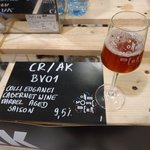 Cantina BV01 from CRAK Brewery