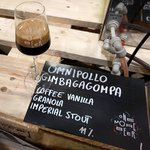 Gimbagagompa Coffee Vanilla Granola from Omnipollo