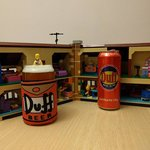 Duff Beer from Duff Beverage