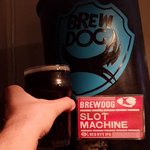 Slot Machine from BrewDog