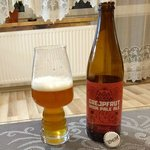 Grejpfrut India Pale ALe from Browar Wrężel