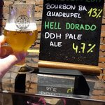 HellDorado from In Pecatum Craft Beer
