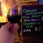 Chocolate Orange Milk Stout from Edge Brewing