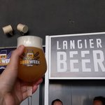 Hazy Crazy from Langier Beer