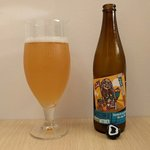 Experimental American Witbier from Doctor Brew