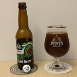 Hop Cold Brew	 from Browar Pinta