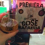 Let's Cook - Passionfruit Gose from Browar Deer Bear