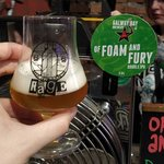 Of Foam and Fury from Galway Bay Brewery