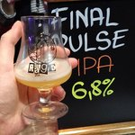 Final Pulse from Wylam Brewery