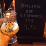 Rolling In Clouds from Finback Brewery