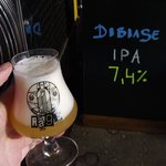Dibiase from Barrier Brewing Co