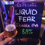 Liquid Fear from Cerveses La Pirata