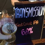 Transmission from North Brewing Co