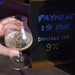 Payment Is Due from Barrier Brewing Co