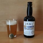 Oz Yankee American Wheat from Vic Brewery