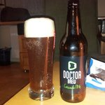 Cascade IPA from Doctor Brew